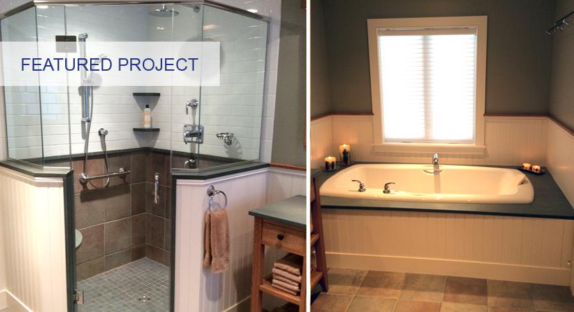 bathroom remodel contractor vt pomfret woodstock bridgewater