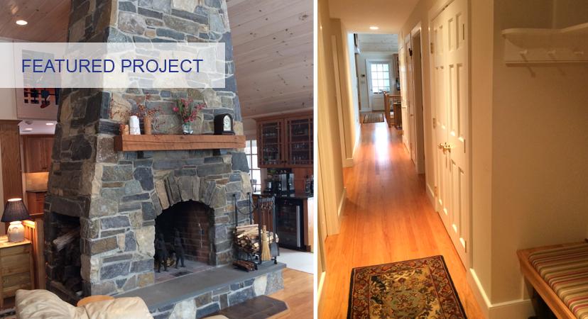 home redmodeling contractors plymouth woodstock bridgewater vt