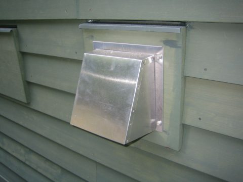 exterior house vents